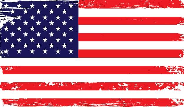 ビンテージアメリカ国旗