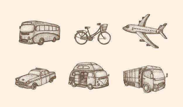 Коллекция старинных автомобилей