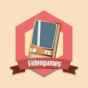 Дизайн винтажных видеоигр