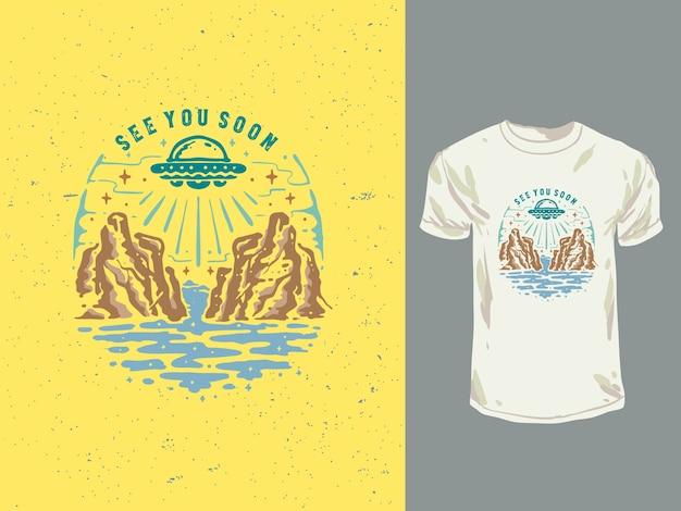 ヴィンテージ滝誘拐ufo