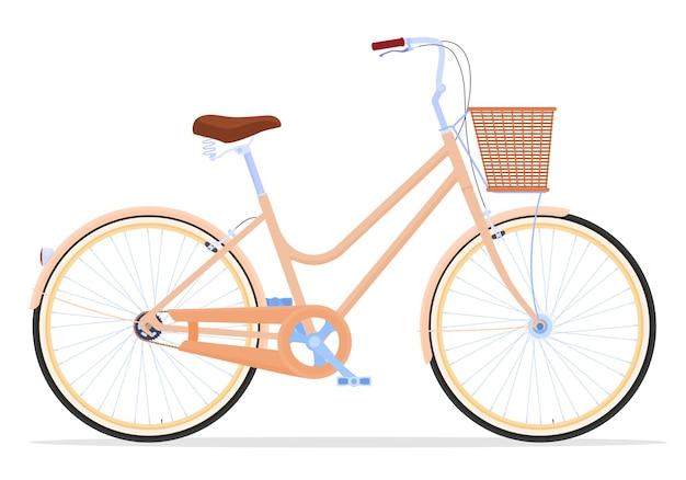 Vintage women's bicycle