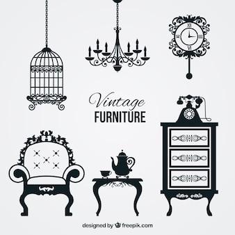 Vintage мебель