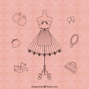 Vintage мода
