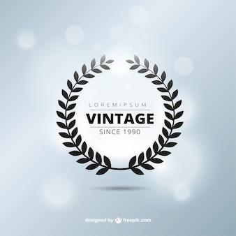 Vintage венок