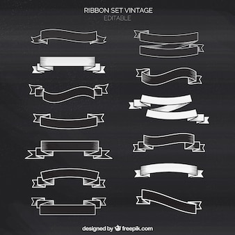 Vintage ленты