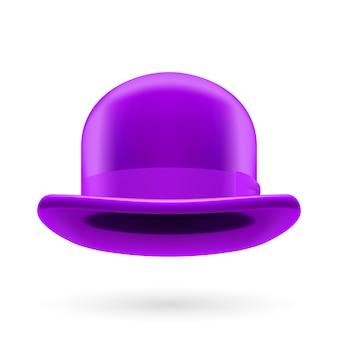 Фиолетовый котелок