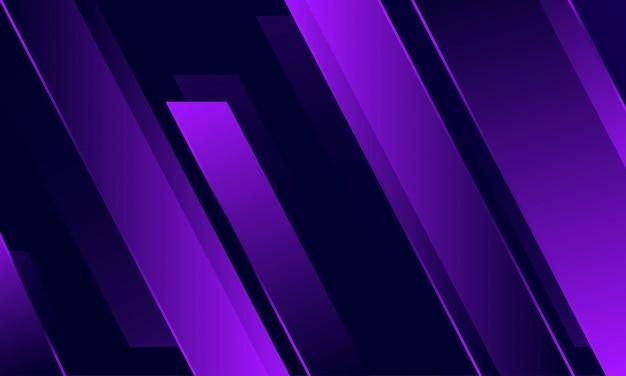 バイオレットグラデーションの幾何学的な抽象的な背景