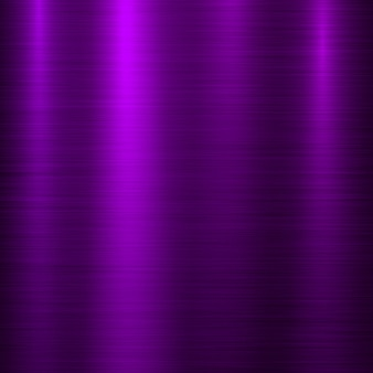 Violet metal technology background