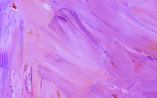 Фиолетовый холст
