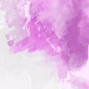 Sfondo viola acquerello