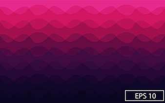 violet wave abstract background