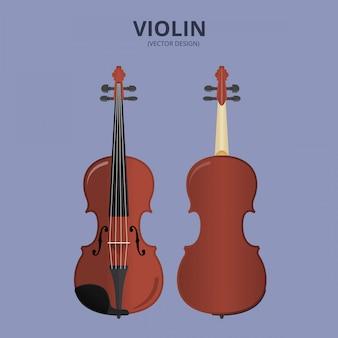 Violin - Design