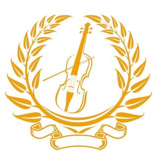 バイオリンのシンボル