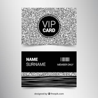 シルバースタイルのvipアクセスカード