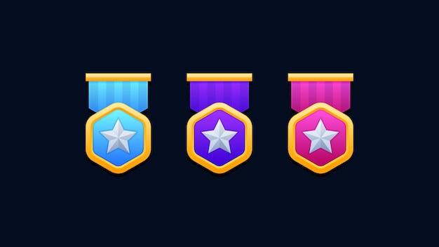 Vip badge icons