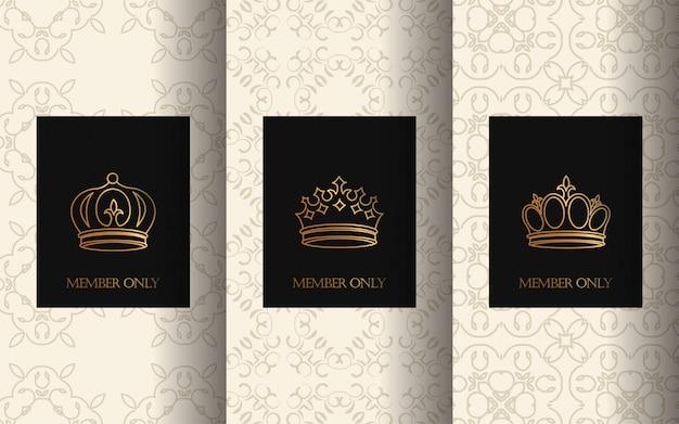 Vip luxury template