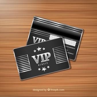 Vip会員銀カード