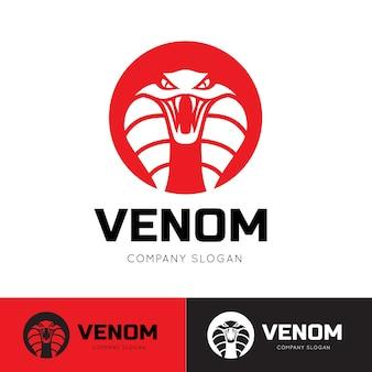 Змея, яд, логотип логотипа viper.