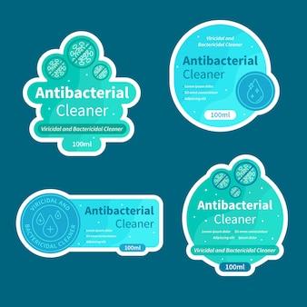 Вирицидные и бактерицидные чистящие средства