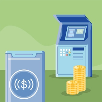 Virtual money and payment