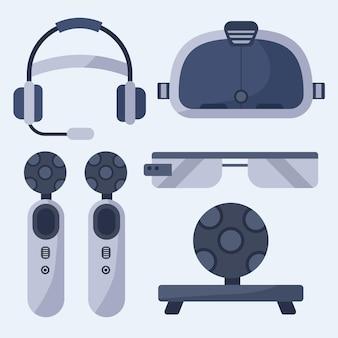 Оборудование виртуальной реальности