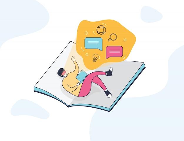 バーチャルリアリティオンライン教育