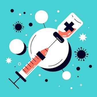 Virus antidote concept