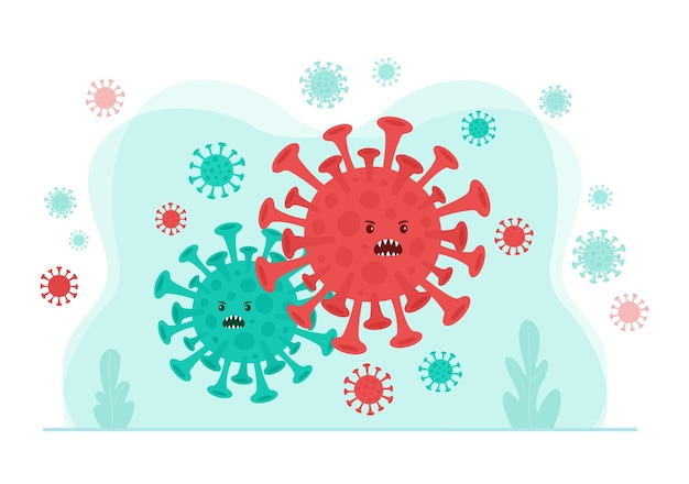 ウイルス細胞細菌病原体