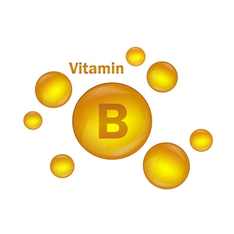Vitamin a gold drop