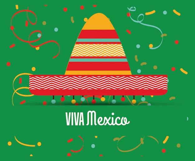 Viva mexico design