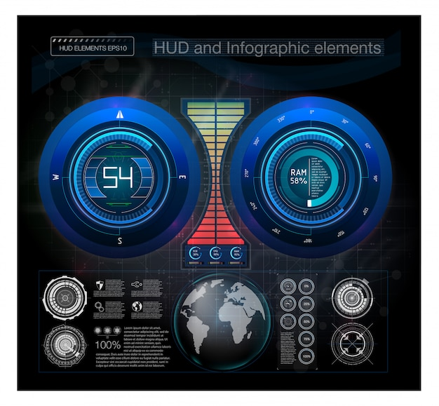 Voice recognition, equalizer, audio recorder. microphone button with sound wave. symbol of intelligent technology. hi-tech ai assistant voice, background wave flow, equalizer.  illustration