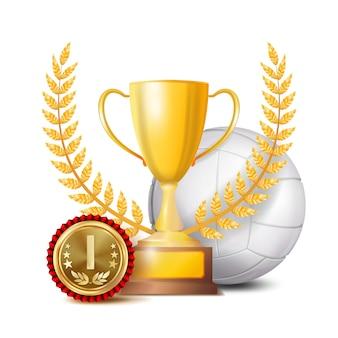 Volleyball achievement