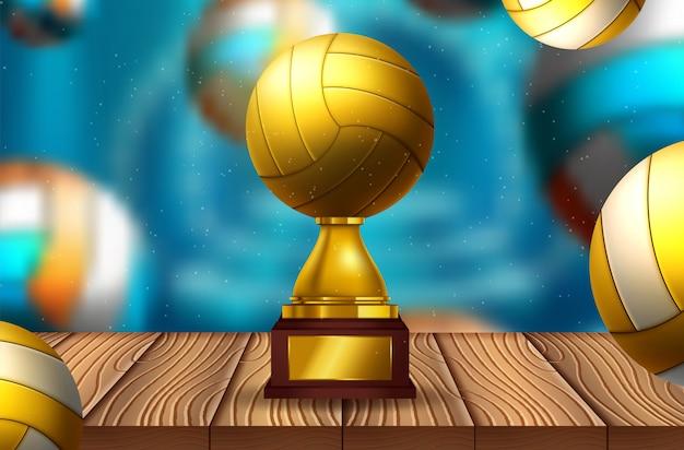 Волейбол текст на абстрактный фон