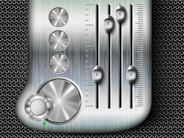 Volume button,