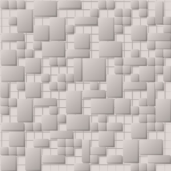 Volumetric pattern