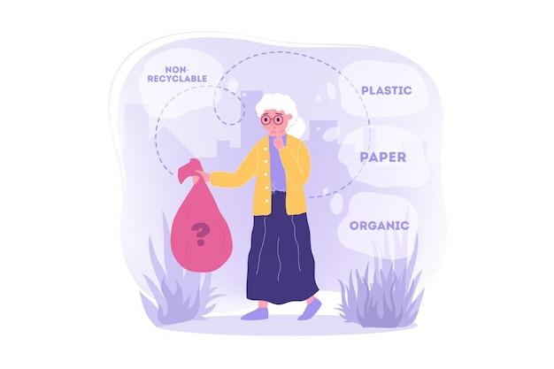 Волонтерство, экология, работа, концепция окружающей среды
