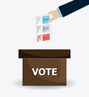 Vote design.