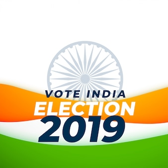 Vote indian election design