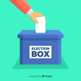 Концепция голосования