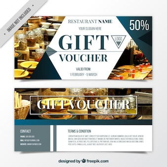 Voucher for food