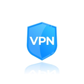 Vpn,   icon with shield