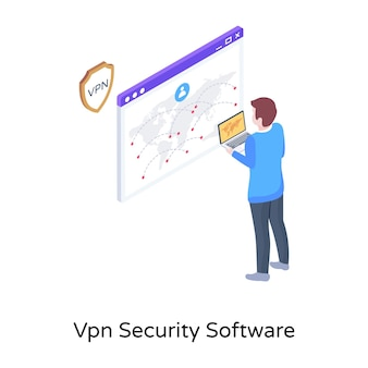 Vpn security software