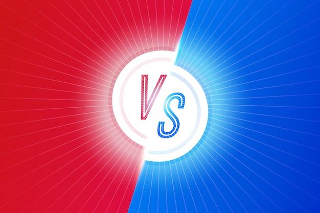 Vs文字対バナー競争