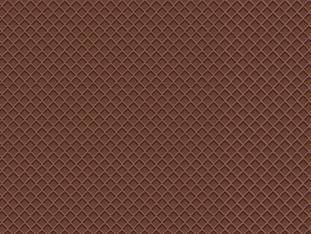 Waffle background.