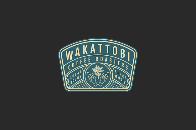 Wakattobi coffee roasters  coffee   color