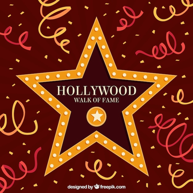 photo relating to Hollywood Star Template Printable identify Hollywood Star Vectors, Visuals and PSD information No cost Obtain