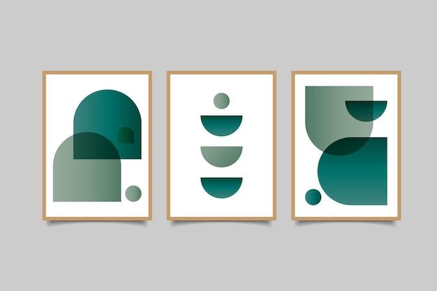 벽 예술 보헤미안 현대 컬렉션