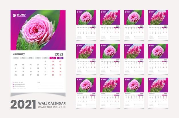 Настенный календарь на новый год