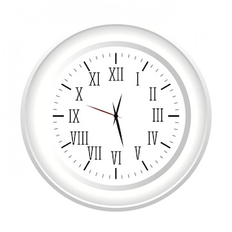 Vintage clock Vector | Free Download