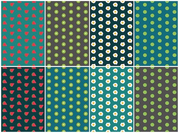 Обои приложение штриховой стиль коммерческое искусство логотип кампания эскиз каракули набор фон узор яйцо